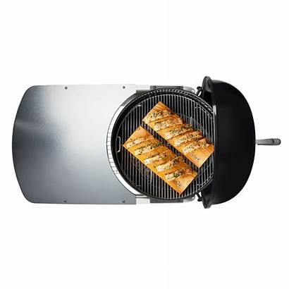 Grill Barbecue Charcoal Performer Transparent Deluxe Grills