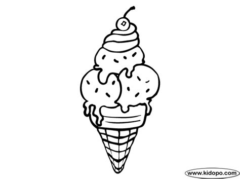 icecreamcoloringpages ice cream party   ice