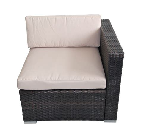 rattan garden wicker patio furniture cushion cover