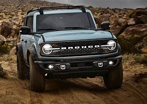 ALL HAIL THE NEW FORD BRONCO - Leisure Wheels