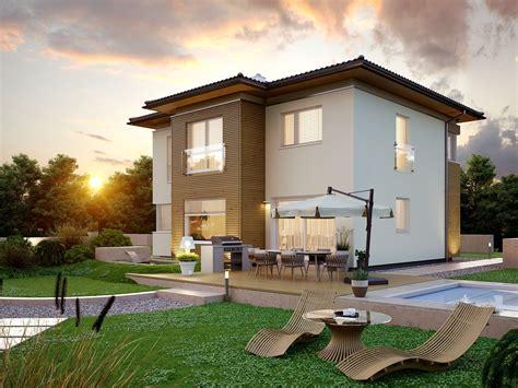 Moderne Häuser Mit Walmdach by Zenker Haus Konzept 149 Eine Welt Voller Haus Ideen