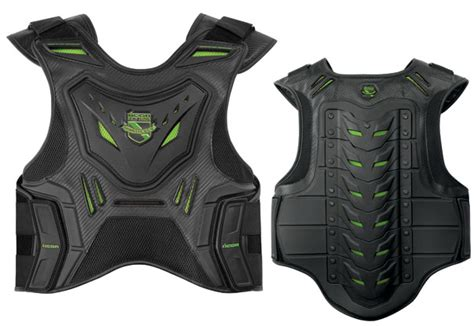 Icon Stryker Field Armor Protection Vest