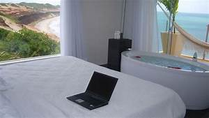 Bathtub, With, Ocean, View