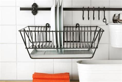 ikea hanging kitchen storage suszarki do naczyń wnętrza aranżacje wnętrz inspiracje 4444