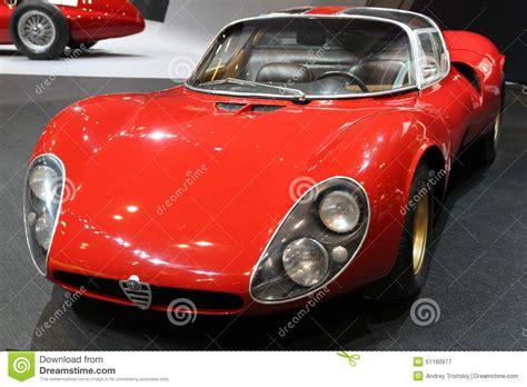 Alfa Romeo 1967 Editorial Photography. Image Of Supercar