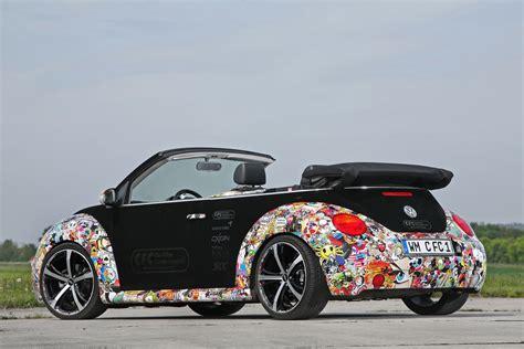 wrap cfcs artsy volkswagen  beetle convertible
