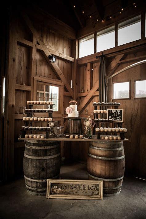 stunning    wine barrels
