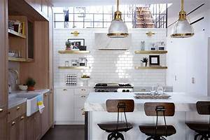 tiled kitchen walls are the latest home design trend With kitchen furniture new york city