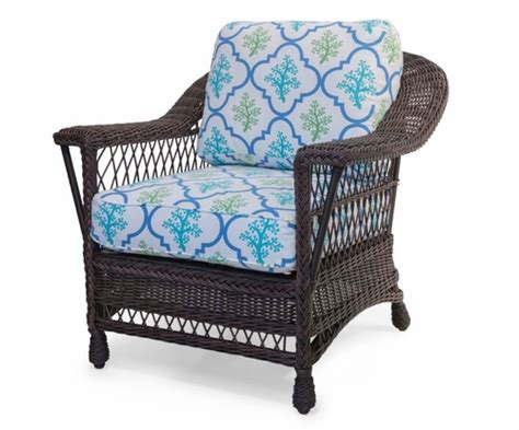 hdpe bar harbor outdoor wicker furniture set
