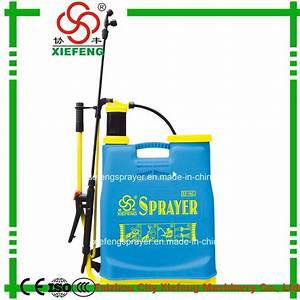 China 16liter Manual Agricultural Sprayer