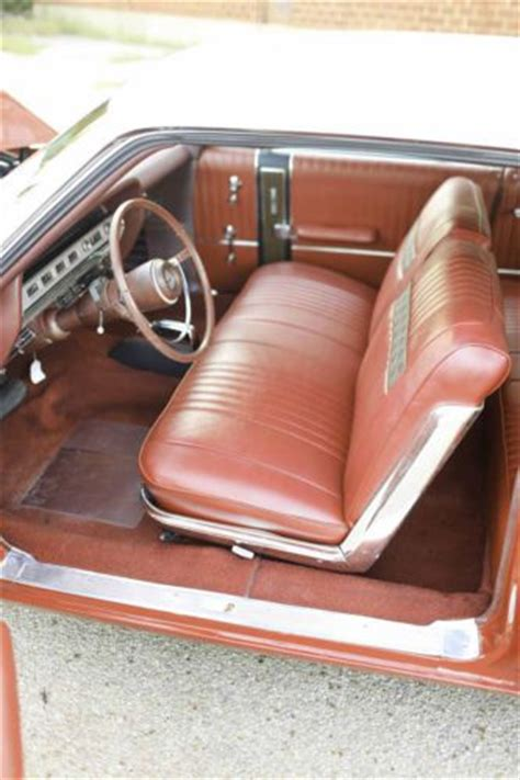 Fast And Loud Upholstery by Find Used 1967 Ford Galaxie 500 Xl 5 0l Coyote Gas Monkey