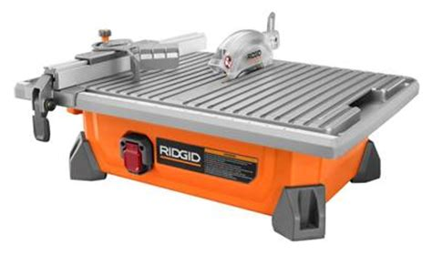 r4020 tile saw manual need an owners manual