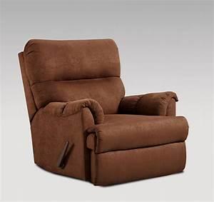 apollo recliner aruba chocolate chaise rocker recliner With apollo recliner
