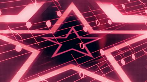 Animated Rockstar Wallpaper - rock and roll legend looping animated background stock