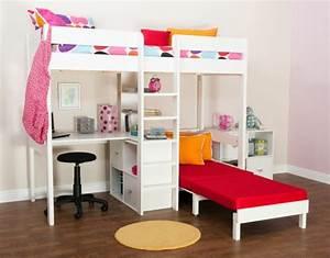 Kinderzimmer Für Zwei Mädchen : design hochbett f r das moderne kinderzimmer ~ Sanjose-hotels-ca.com Haus und Dekorationen