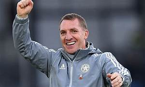 Brendan Rodgers happy at Leicester as he refuses to talk ...