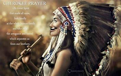 Cherokee Indian Wallpapers Native American Profile Headdress