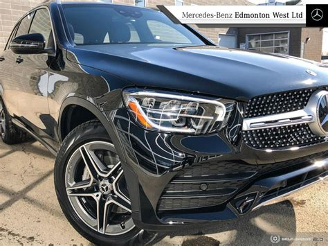 Mercedes me is the ultimate resource, putting control of your vehicle in the palm of your hand. New 2020 Mercedes Benz GLC-Class 300 4MATIC SUV SUV in Edmonton, Alberta