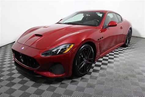 Maserati Granturismo Coupe by New 2018 Maserati Granturismo Mc 4 7l Coupe In Minnetonka