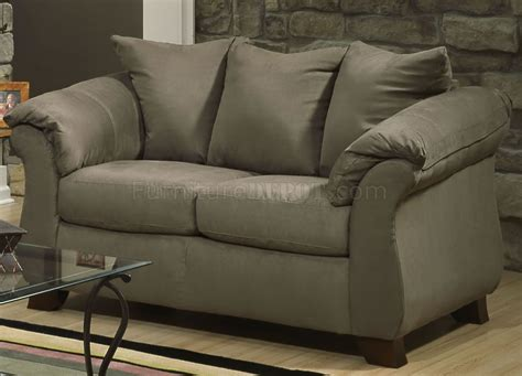 Sage Microfiber Sofa Green Microfiber Sofa And Small Sage