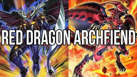 red dragon archfiend deck replays setembro de 2016 youtube