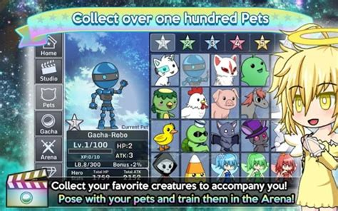 Is A Free To Play Android Anime Style Multiplayer Card Featuring Hundreds Of 0anime Gacha Studio Anime Dress Up For Android