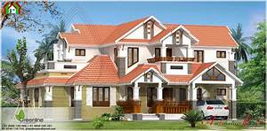 2500 SQUARE FEET KERALA TRADITIONAL STYLE HOUSE ELEVATION ...