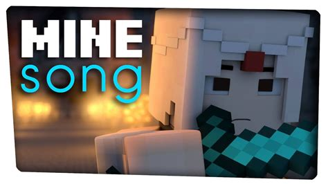 mine song quot a minecraft of platten s quot fight