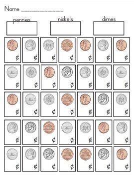Coin Pattern Worksheet  Google Search  Kindergarten  Pinterest  Patterns, Coins And Search
