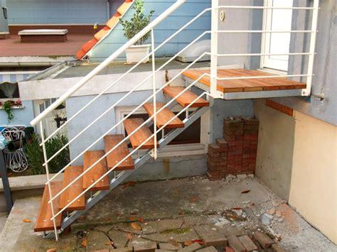 escalier exterieur en metal escalier ext 233 rieur metal concept escalier ferronnerie d alsace ferronnier strasbourg