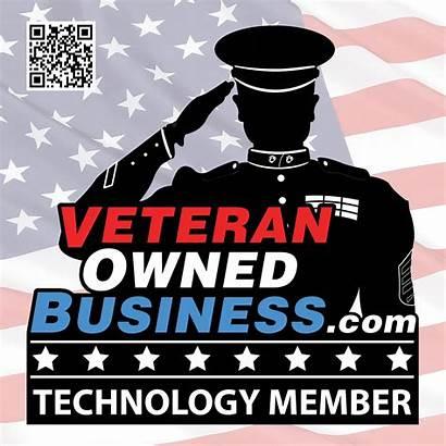Veteran Owned Business Technology Member Badges Logos