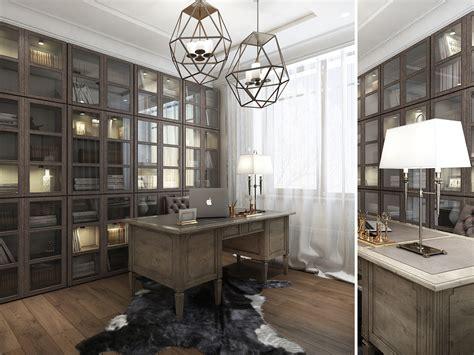 home office pendant lighting interior design ideas