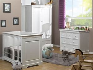 Chambre Enfant Blanc : mobilier chambre b b mes enfants et b b ~ Teatrodelosmanantiales.com Idées de Décoration
