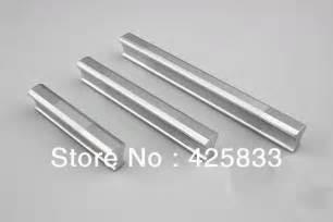 kitchen furniture handles 128mm aluminium alloy kitchen cabinets pulls dresser knobs chrome cabinet handles knobs and
