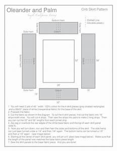 Baby Crib Skirts Patterns Free Download PDF Woodworking