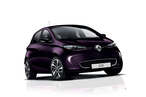 More Electric Cars by 2018 Renault Zoe Electric Car More Powerful Motor To Go