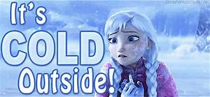 Cold Outside GIF - ColdOutside Ana Frozen - Discover ...