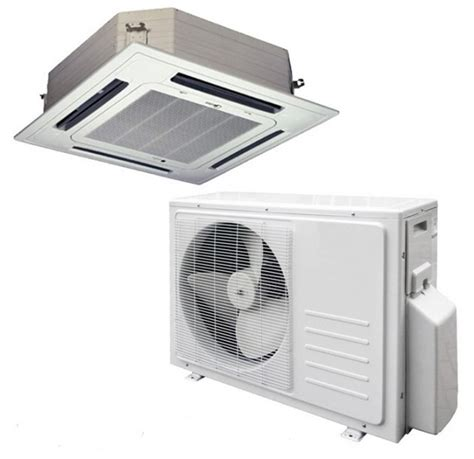 Condizionatori A Soffitto by Climatizzatore Da Incasso Per Soffitto Trifase Class Aa R410a