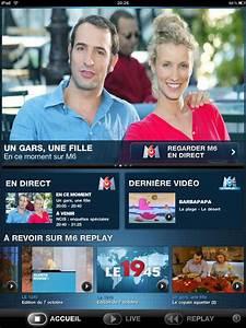Info M6 Replay : m6 pour ipad m6 web app gratuites pour ipad paperblog ~ Medecine-chirurgie-esthetiques.com Avis de Voitures