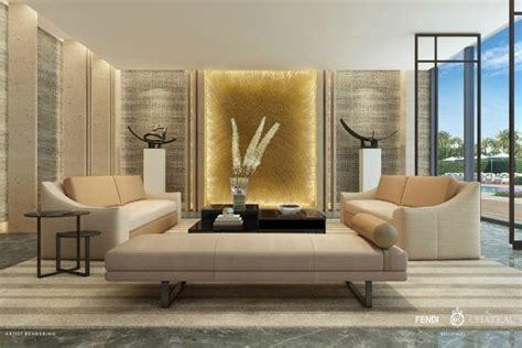 FENDI CASA CHATEAU PROJECT   Luxury Topics luxury portal