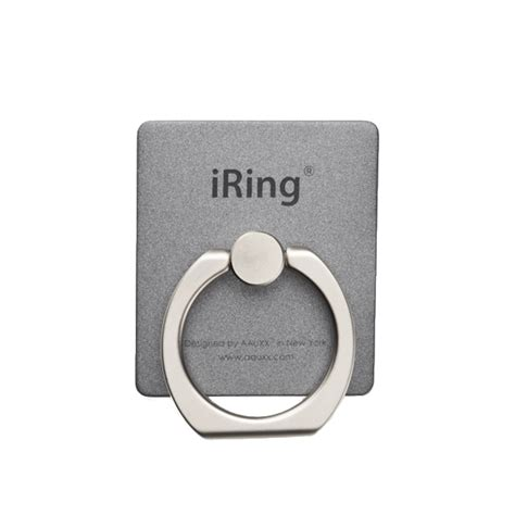iring for iphone iring gray hook included iring