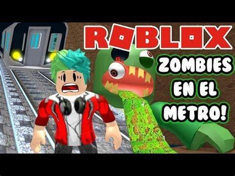 Juegos de roblox gratis & juegos friv 3, friv 3, juegos friv, trump on top. Zombies en el Metro   Escape The Subway Roblox   Juegos Roblox para niños - YouTube ...