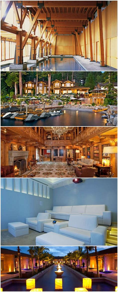 Bill Gates House Inside Guide at house - budgetrevenue ...