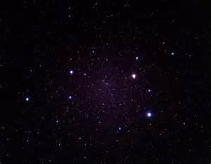 Leo Star Constellation White Background