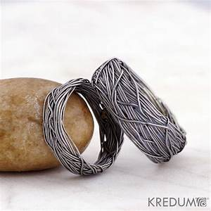 Custom wedding ring mens ring womens ring coiled stainless for Custome wedding rings