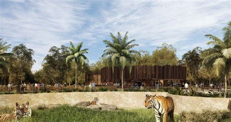 zoo sydney western open african creek eastern private million cage planning parklands nsw tourism attractions alpha tigers approval local granted