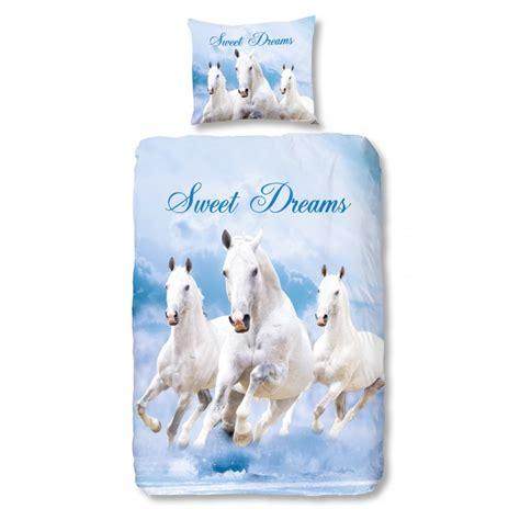 parure de lit morning cheval blanc coton bedsupply fr