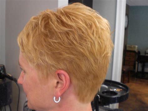 Short Wedge Haircuts Angled