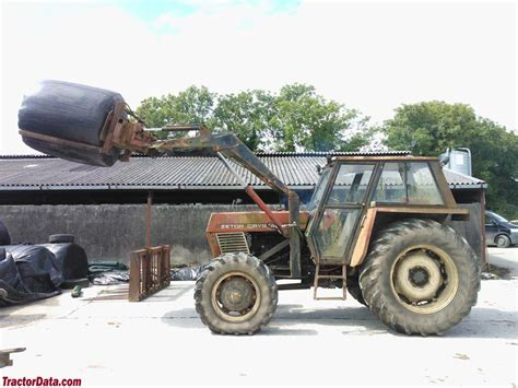Tractordatacom Zetor 10045 Tractor Photos Information