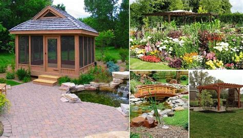 Idejas dārziem 3076-3100   Outdoor structures, Outdoor, Gazebo